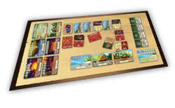 Epic Resort - Game Components