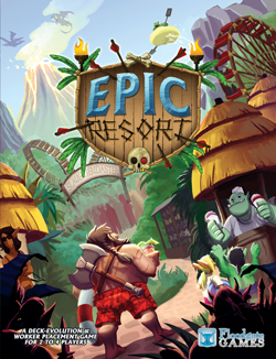 Epic Resort - Box Cover