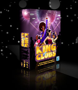 King of Clubs - Box Cover